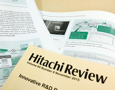 Technical Journal Hitachi Review (open in new window)